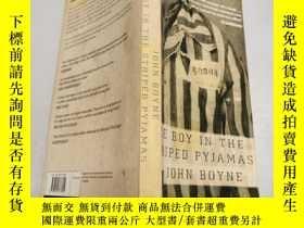 二手書博民逛書店The罕見Boy in the Striped Pyjamas