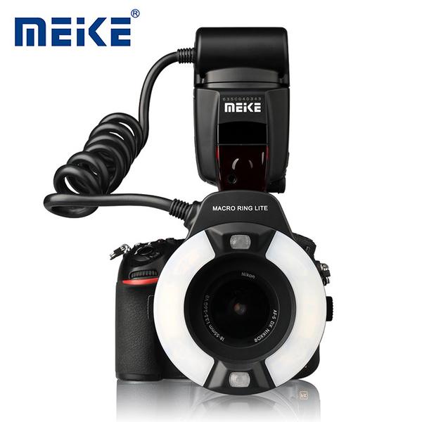 ◎相機專家◎ Meike 美科 MK-14EXT Nikon 環形閃光燈 TTL 環閃 微距近拍 MK14EXT 公司貨