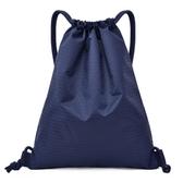 新品束口袋抽繩後背包籃球鞋袋防水輕便折疊健身運動簡易背包團購