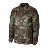 Nike 外套 SB Shield Jacket 男款 教鍊外套 滑板 防風 風衣 上衣 迷彩 【PUMP306】 AH5506-222