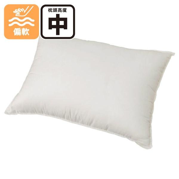 聚酯纖維枕 WASH JN MID 50×70 NITORI宜得利家居