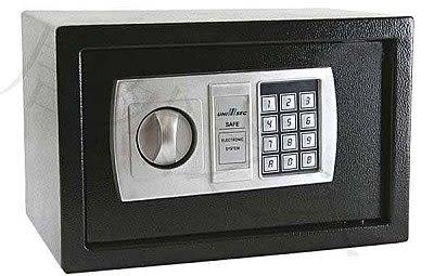 UNISEC保險箱 迷妳家用 20EDH保險櫃家用迷妳可入牆
