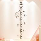 星座壓克力3d立體牆貼畫客廳玄關臥室兒童房寶寶測量身高貼紙裝飾 小明同學
