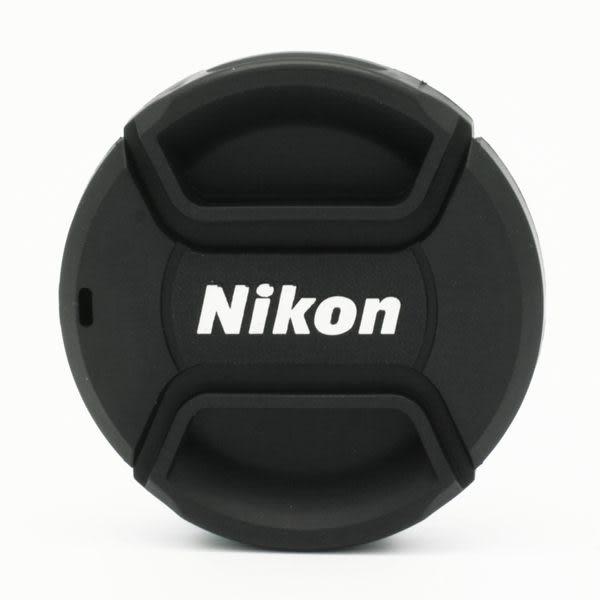 我愛買#尼康Nikon鏡頭蓋A款附繩LC-52鏡頭蓋52mm鏡頭蓋Nikon1 Nikkor 32mm f/1.2 VR 6.7-13mm f/3.5-5.6 f1.2 f3.5-5.6