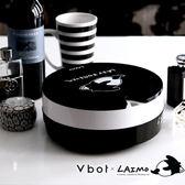 Vbot × 人氣插畫馬來貘 掃地機器人 吸塵器 i6 蛋糕機 (黑松露)