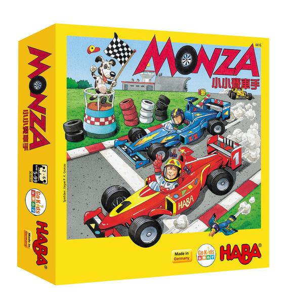 『高雄龐奇桌遊』小小賽車手 Monza 繁體中文版 ★正版桌上遊戲專賣店★