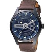 Timberland 天柏嵐 叢林之王時尚腕錶(TBL.15930JSB/03)46mm