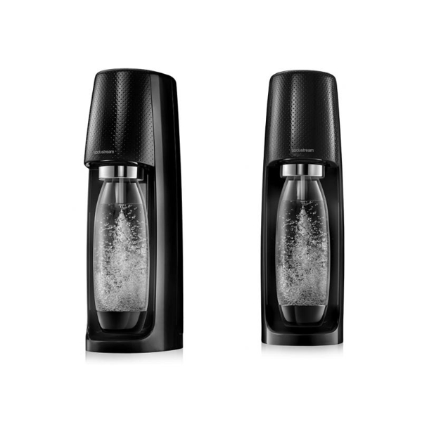 【 神腦生活 】英國Sodastream Spirit 時尚風自動扣瓶氣泡水機