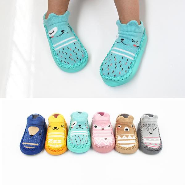 卡通款 寶寶兒童防滑地板襪 室內鞋 襪子 童襪 學習襪 寶寶襪 棉襪 四季兒童襪