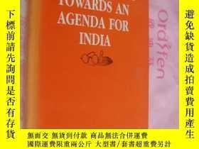 二手書博民逛書店Contributions罕見towards an agenda