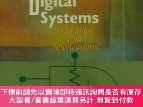 二手書博民逛書店Digital罕見Systems: Principles and Applications-數字系統:原理與應用奇