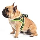 牽繩狗狗胸背帶大中小型英法國斗牛犬泰迪比熊金毛巴哥遛狗牽引繩狗鍊