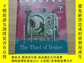 二手書博民逛書店The罕見Thief of Venice: A Homer Kelly Mystery (京)Y179933