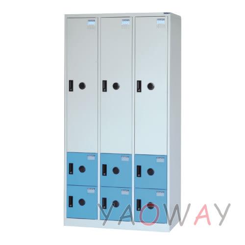 【耀偉】DAHFU大富 KS多用途置物櫃/衣櫃/內務櫃KS-5306AC