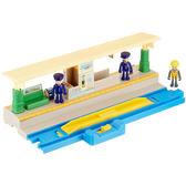 《 TOMY 》J-28車站組附人偶 @鐵路王國*PLARAIL火車配件╭★ JOYBUS玩具百貨