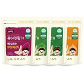 韓國 NAEBRO 條點心/餅乾 30g(4款可選)(6個月以上適用) (韓國進口)寶寶餅乾/米餅