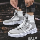 馬丁靴男冬季英倫軍靴百搭韓版潮流工裝靴子...
