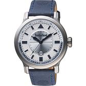 Timberland 天柏嵐 航海風格手錶-46mm TBL.16006JYU/04