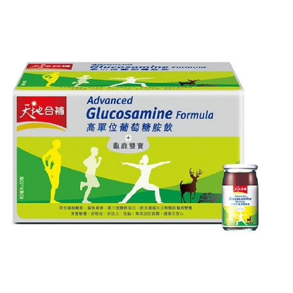桂格-天地合補高單位葡萄糖胺飲 (6入/盒)