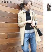 套裝 上班族 風衣 巴爾瑪肯大衣 現貨 免運費 日本品牌【coen】