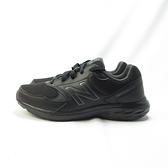 New Balance 健走鞋 運動鞋 公司正品 4E楦 MW550BG2 男款 全黑【iSport愛運動】