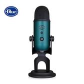 【敦煌樂器】Blue Yeti 雪怪 USB 麥克風 孔雀綠 台灣公司貨 享兩年保固