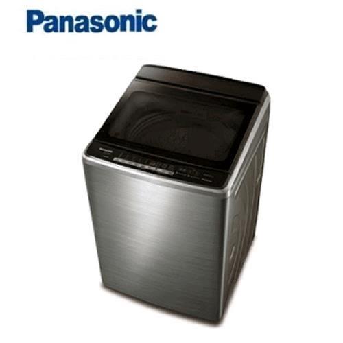 Panasonic  14KG直立式變頻洗衣機 NA-V158EBS-S(不銹鋼)