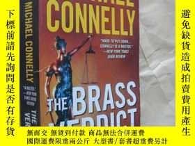 二手書博民逛書店英文原版The罕見Brass VerdictY146810 Mi