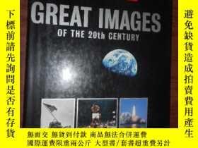 二手書博民逛書店TIME罕見GREAT IMAGES OF THE 20th C