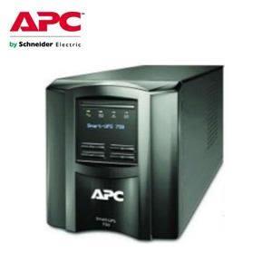 【綠蔭-免運】APC SMT750TW Smart-UPS 750VA LCD 120V 在線互動式UPS