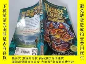 二手書博民逛書店Beast罕見Quest:The Two-Headed Octopus 野獸探索:雙頭章魚Y200392