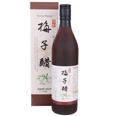 祥記~陳年梅子醋600ml/罐