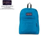 【橘子包包館】JANSPORT 後背包 SUPER BREAK JS-43501 土耳其藍