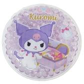 小禮堂 酷洛米 圓形保冷劑 (紫珠寶款) 4548626-14292