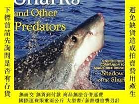 二手書博民逛書店Magic罕見Tree House Fact Tracker #32: Sharks and Other Pred