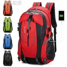 登山包特價新款戶外登山包大容量書包旅游雙肩包女運動包男韓版旅行背包YJT 快速出貨