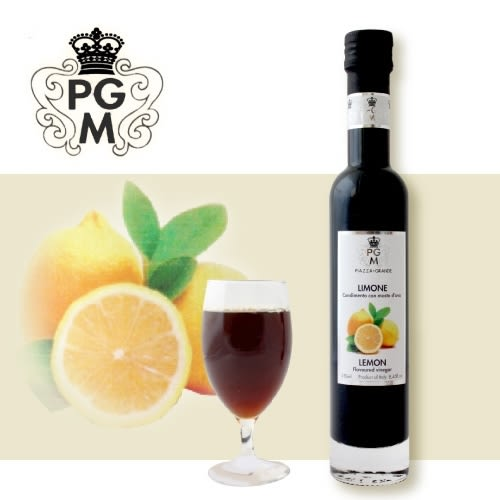 【PGM】義大利水果醋-檸檬