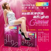 指險套 情趣用品 指用型衛生套 (24入裝) 618購物