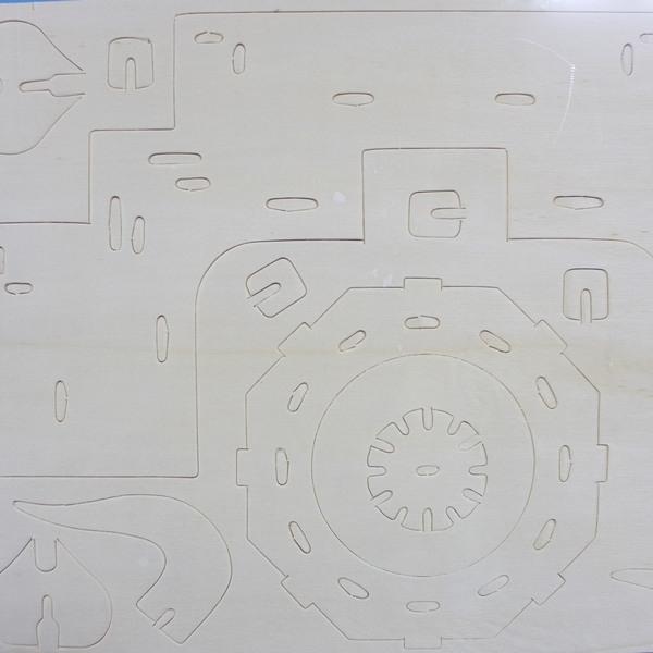 DIY木質拼圖 3D立體拼圖 立體模型屋(G-P247救世主大教堂.大10片入)/一組入{定499}