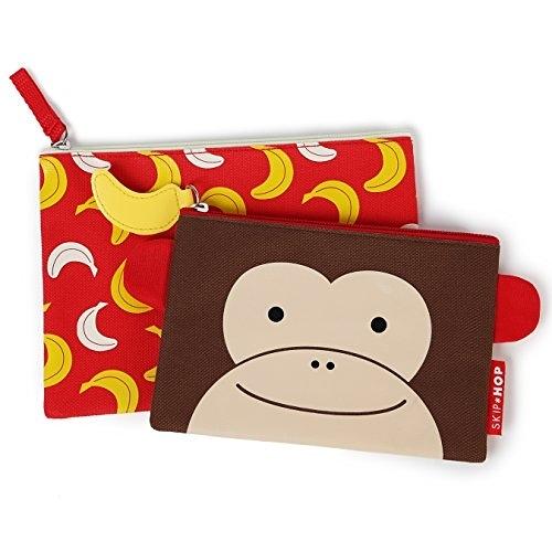 Skip Hop 動物隨行包-猴子(H3H252651)