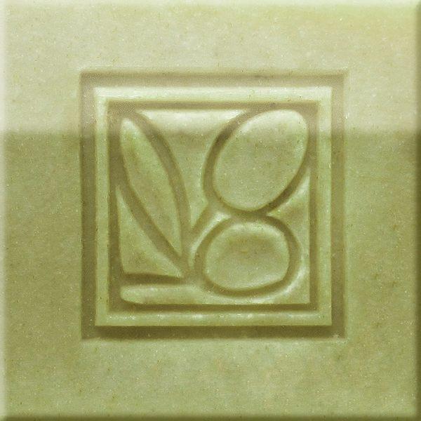 【香草工房】 風格皂章~A001 橄欖果實-1
