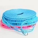 晾衣繩曬被繩防風掛衣繩宿舍晾曬繩晾衣繩曬被子尼龍繩加粗3米5米
