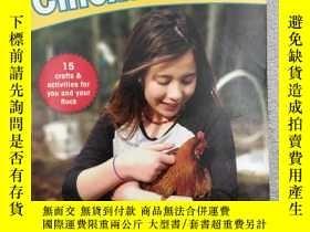 二手書博民逛書店Keeping罕見Chickens: A Kid s Guide