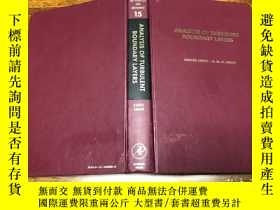 二手書博民逛書店Analysis罕見of Turbulent boundary