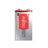 FUJITSU 富士通 9V 鹼性電池 1入 / 卡