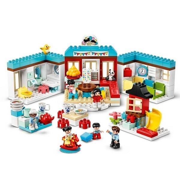【南紡購物中心】【LEGO 樂高積木】Duplo 得寶系列 - 快樂童年10943