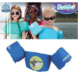 兒童泳衣 浮力夾克 美國學習式救生浮力衣 小鯊魚 Puddle Jumper 體重:14-23公斤 2-6歲