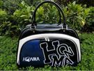 新款honma高爾夫衣物包 男女通用高檔款高爾夫衣物袋 河馬衣物包旅行袋【藍星居家】