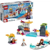 LEGO 樂高 Disney Frozen II Anna's Canoe Expedition 41165 Frozen Adventure Easy (108 Pieces)