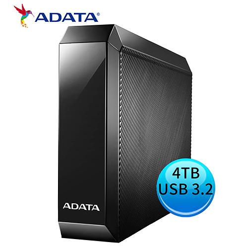 【限時特價至0201賣完為止】 ADATA 威剛 HM800 4TB 3.5吋 USB 3.2 Gen1 外接式 硬碟